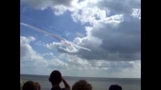 Cleethorpes Air Show 2013 - Red Arrows
