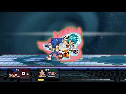 Super smash flash 2 beta shadow mods sonic exe