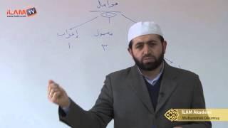 Arapça Dersi 43- Avamile Giriş - Âmil, Mamûl, İrâb (Arapça Öğreniyorum)