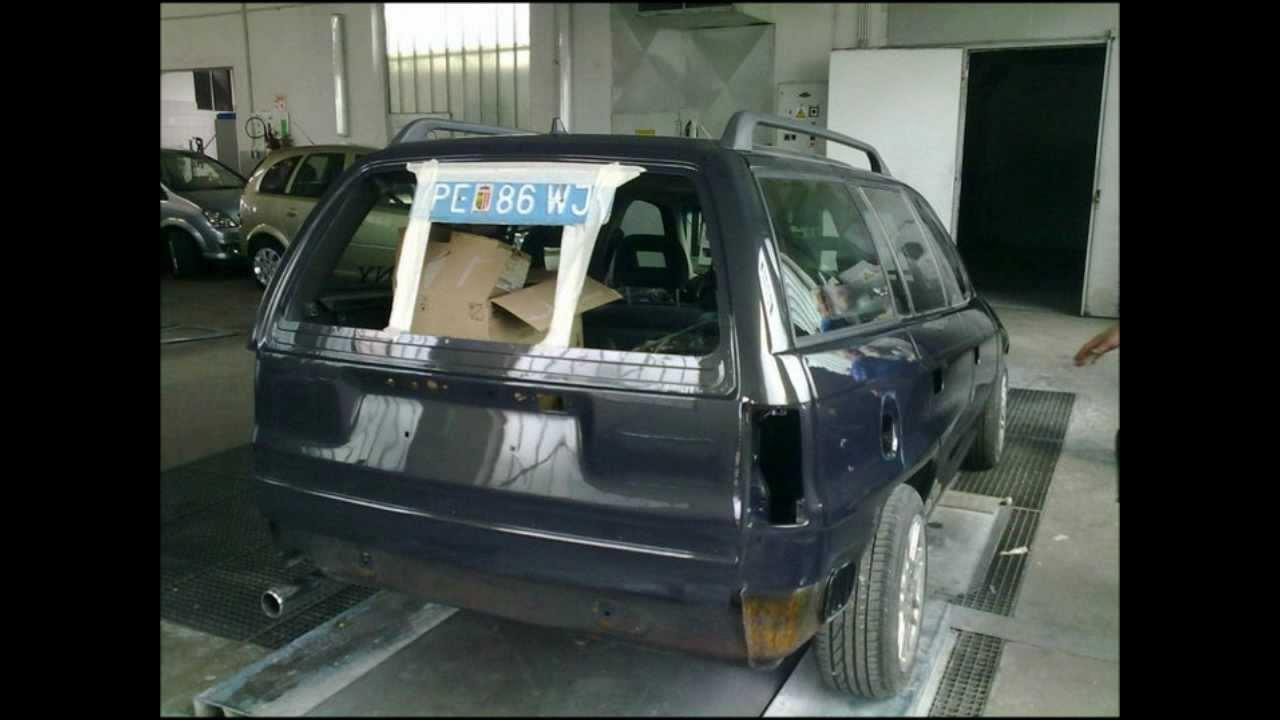 Tuning Project Opel Astra F Caravan