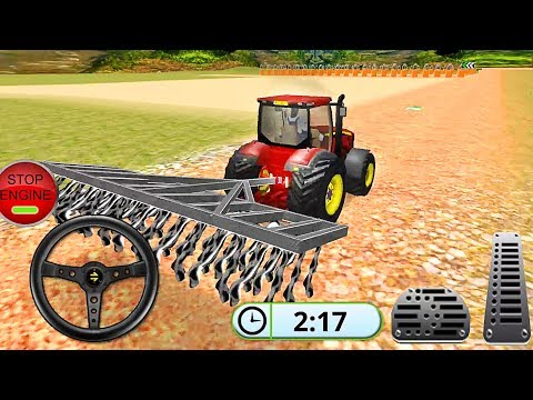 Tractor Drive Offroad 3D: Farming Simulator - Android GamePlay