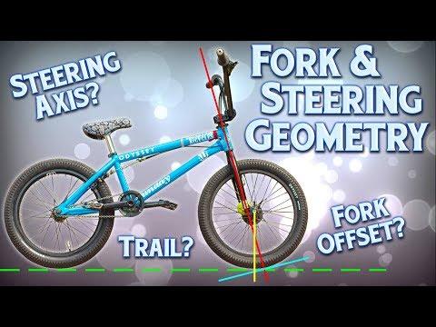 BMX Fork Geometry Explained