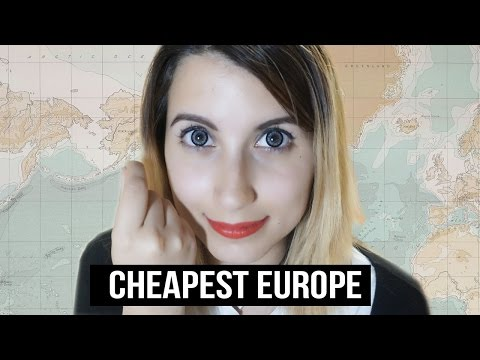Le 10 città più economiche in Europa da visitare
