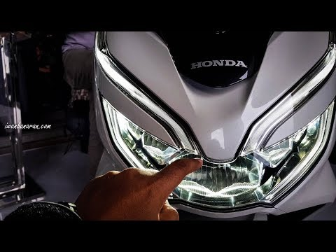 Full review Honda all new PCX150 versi 2018 Indonesia | Racun cakkkk !