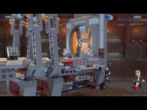 Rathtar Escape - LEGO Star Wars - 75180 Product Animation