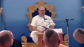 Шримад Бхагаватам 1.12.19 - Анируддха прабху