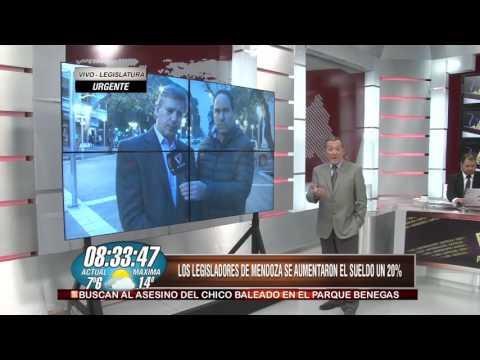 Video: Ricardo Mur muy ofuscado por el dietazo de los legisladores