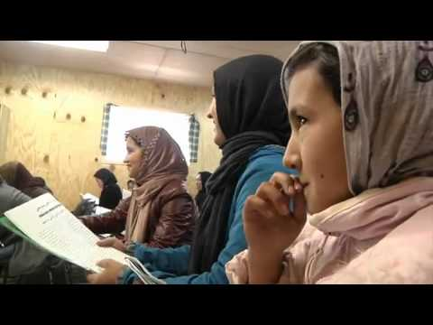 Bamiyan English School For Girls - International Women's Day - Afghanistan