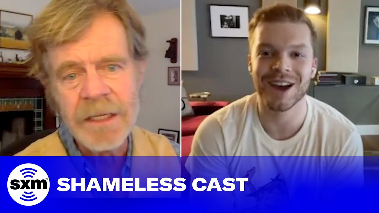 Cameron Monaghan Always Wanted to Play William H. Macy's Son