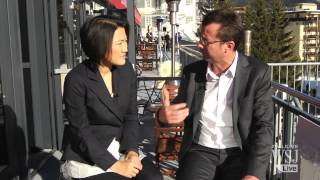 SOHO Sees Soft Landing for Chinese Property | Davos World Economic Forum