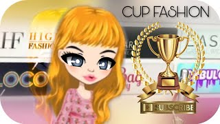 Girl Challenge Fashion Cup Game Trailer Muge Game