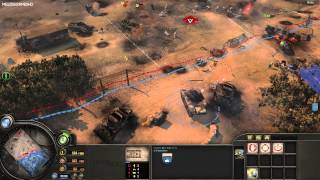 Company of Heroes Opposing Fronts GamePlay [1080p]
