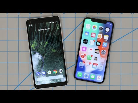 Download Youtube: Pixel 2 XL vs iPhone X: Stereo Speaker Test, which one is Louder & Richer?