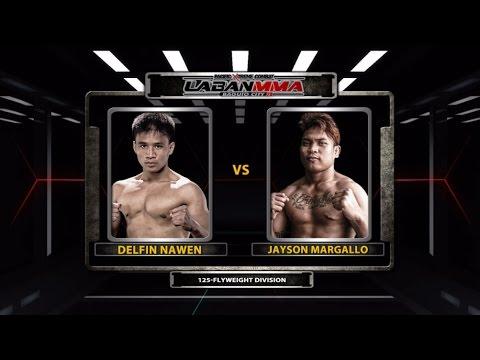 Delfin Nawen vs Jayson Margallo I PXC Laban MMA