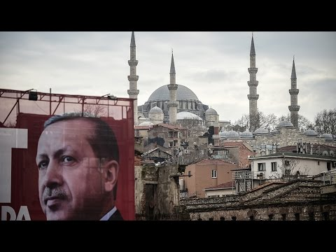 EU-Turkey relations turn icy