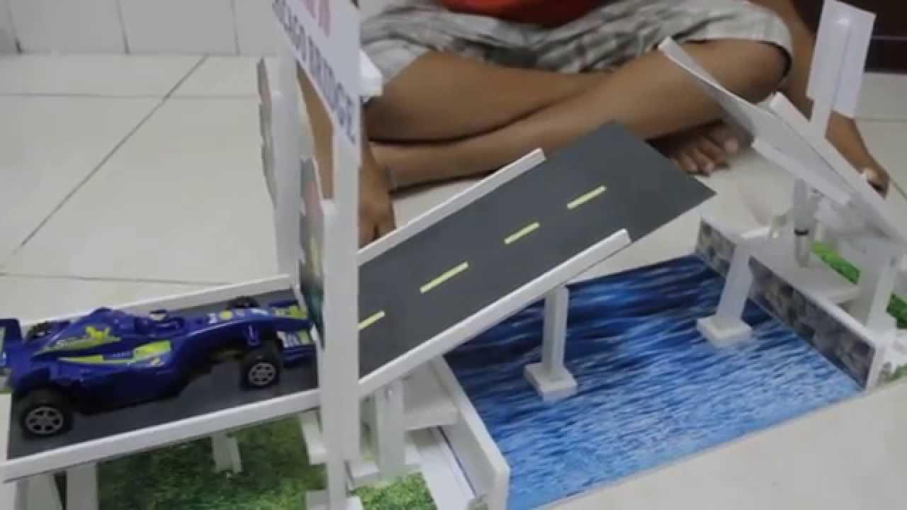 Hydraulic Bridge By Danu Youtube