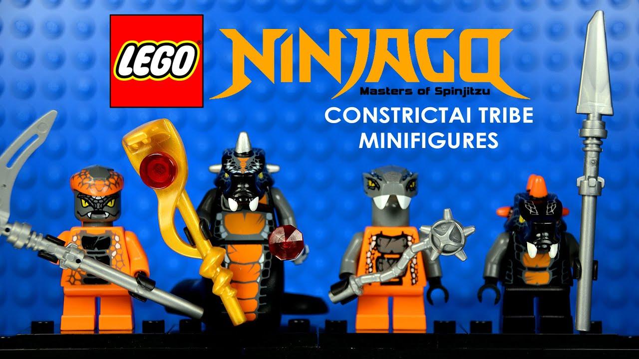 Ninjago Acidicus Staff
