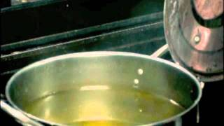 How to make lemongrass tea / ice tea - cooking class with Kelly