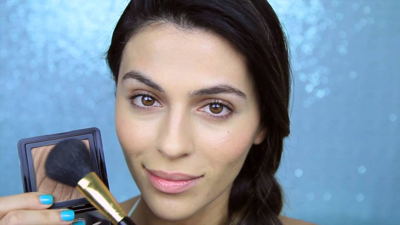 Bridal makeup tutorial makeup tutorial teni panosian youtube - Waterproof Natural Makeup For Summer Natural Makeup Tutorial Teni Panosian Youtube