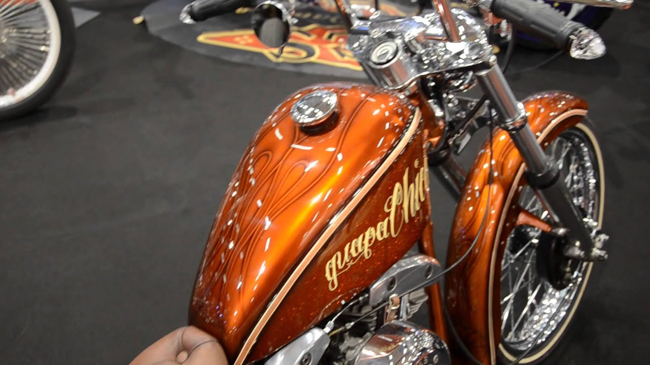 Custombike Show Bad Salzuflen 2015 Highlights Youtube