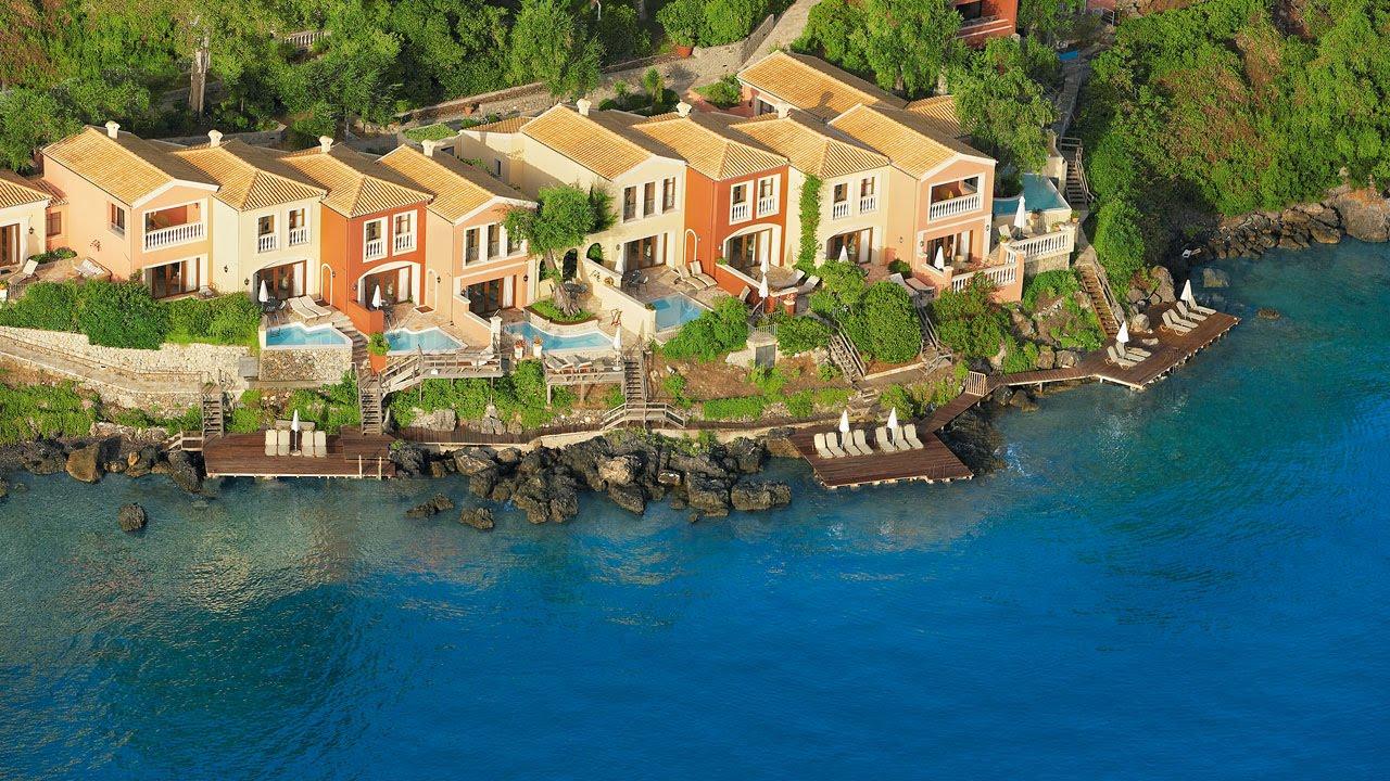 Grecotel Corfu Imperial Luxury Hotel in Corfu, Greece ...