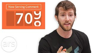 "Linus ""Tech Tips"" Sebastian Reacts to His Top 1000 YouTube Comments 