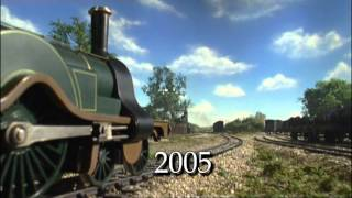 30 years of thomas friends crashes