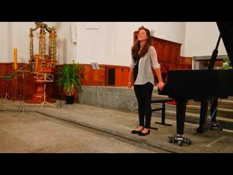 Claude Debussy - Arabesque Nr.1 - Ines Morales