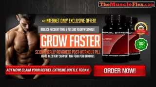 Refuel Extreme Post-Workout Review - Rapid Recovery Support For Peak Performance Thumbnail