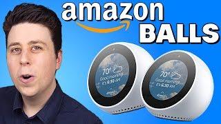 """Amazon Echo Spot PARODY - """"The Amazon Balls!"""""""