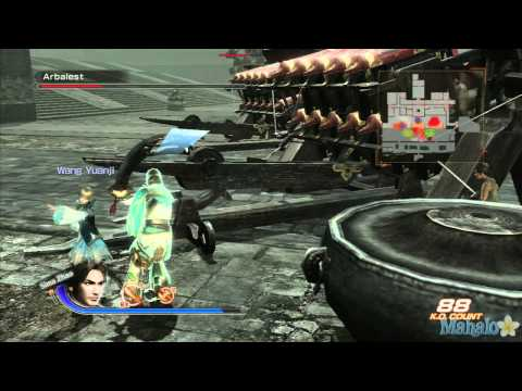 Dynasty Warriors 7 - Jin Mission 19 - Wei Emperor's Last Stand - Part 01