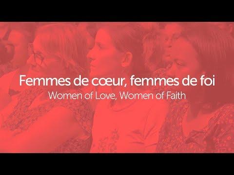 Femmes de coeurs, femmes de foi - Women of Love, Women of Faith - Audrey Hardy