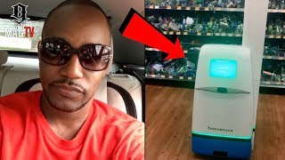 Camron Watches Walmart Robot Take Jobs! 🤖