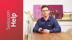 Wie richte ich mein Bluewin E-Mail-Konto auf einem Samsung Smartphone ein? - Swisscom Help