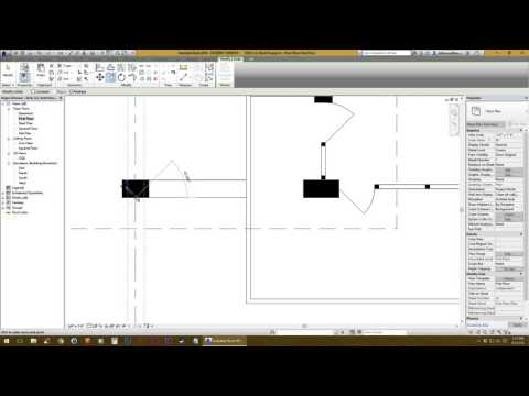 Revit: Importing CAD Drawings, Setting Up Grids And Levels - Lovell Beach House
