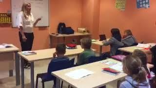 Окружающий мир в школе, 2 класс