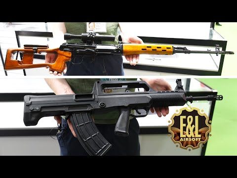 E&L Airsoft upcoming products 2020 (MOA 2019)