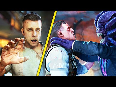 SHADOW MAN KILLED RICHTOFEN & MOBSTERS: NEW BLOOD OF THE DEAD EASTER EGG (Real Ending Explained)