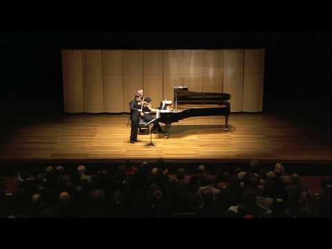 Frank Bridge Violin Sonata - Liebeck - Apekisheva (1/3)