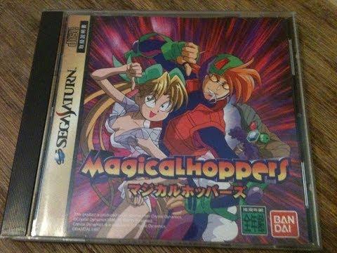 Magical Hoppers - Sega Saturn