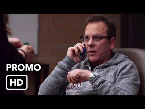 """Designated Survivor (ABC) """"Just In Case"""" Promo HD"""