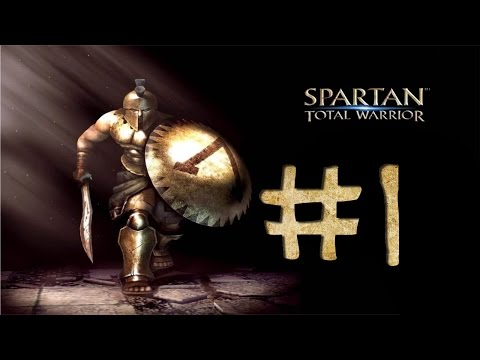 Spartan Total Warrior | Let's Play En Español | Capitulo 1