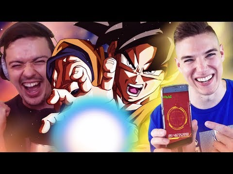 ONE OF OUR BEST DUAL SUMMONS EVER?! RHYME v NANO! Dragon Ball Z Dokkan Battle