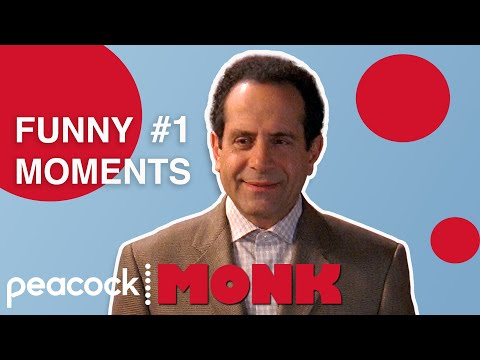 Monk's FUNNIEST Moments | Monk
