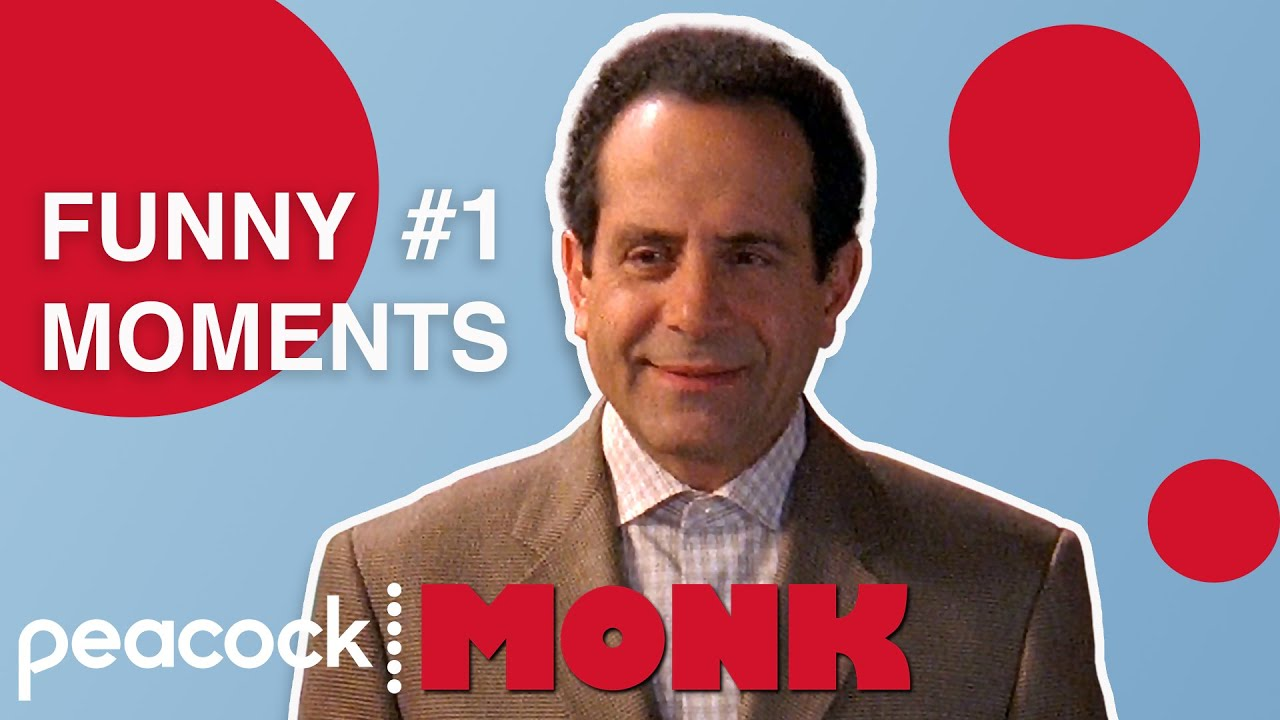Download Monk's FUNNIEST Moments | Monk