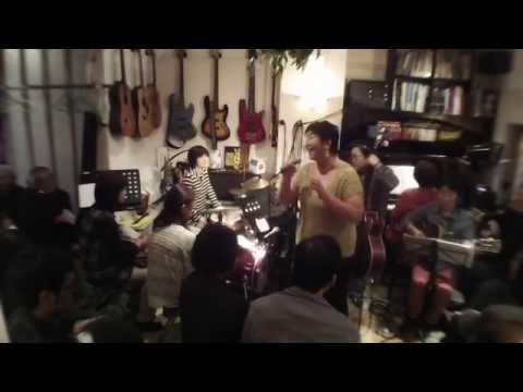 "Konno Group ""Black Orpheus"" at Orpieg in Fukushima, Nov. 7 2015"