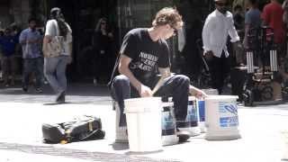 World's Fastest Plastic Bucket Drummer: Chapter 1