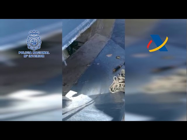 Cae una red de narcotráfico que usaba embarcaciones de recreo desde Marruecos y Ceuta