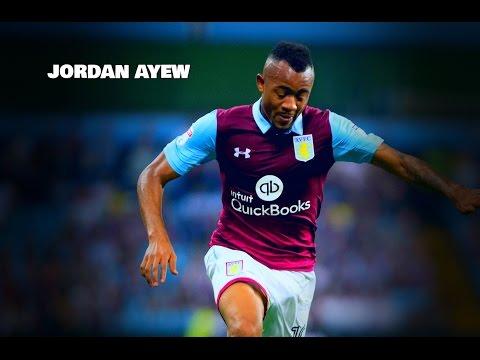"Jordan Ayew ""The King Of Ghana"" Welcome To SCFC| AVFC Edit | NewsDailyVilla"