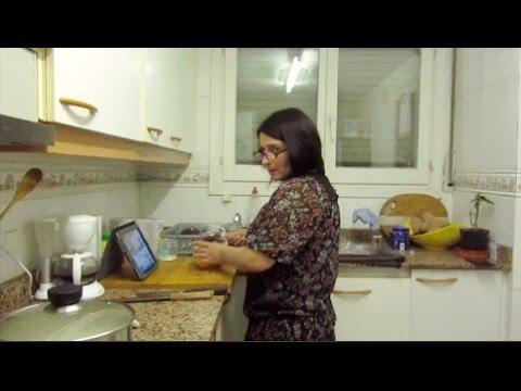 pillada en la cocina youtube
